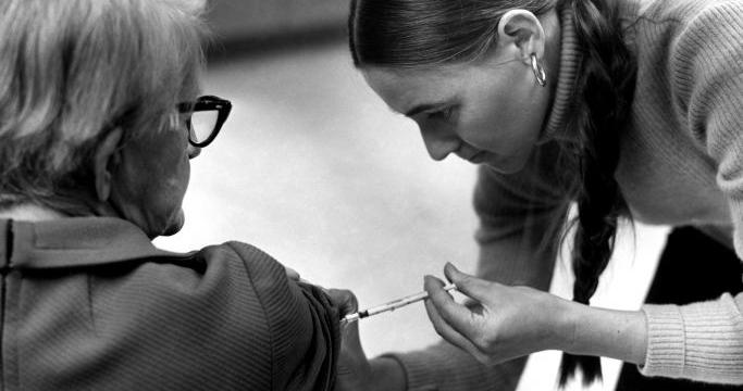 Comienza la campaña de vacunación de la gripe