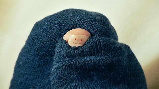 ¿Tienes los pies fríos siempre en invierno?