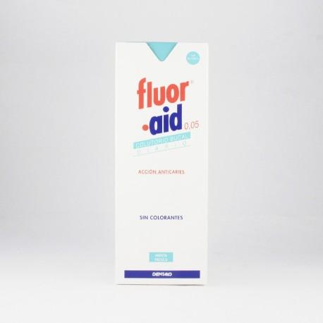 FLUOR AID 0,05 COL 500 ML
