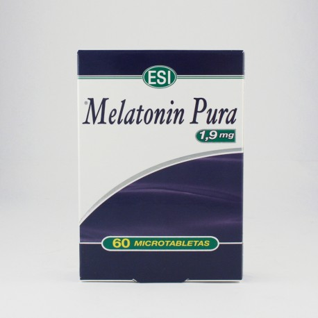 MELATONIN PURA 60 TABLETAS