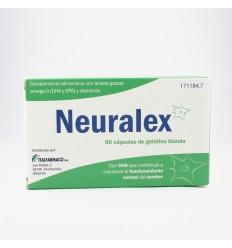 NEURALEX CAPS DE GELATINA BLANDA 60 CAPS