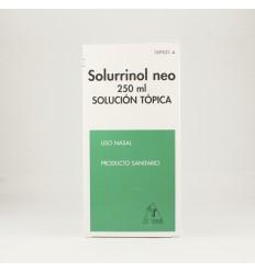 SOLURRINOL SOLUCION 250 ML