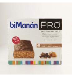 BIMANAN PRO BARRITA CHOCOLATE CARAMELO