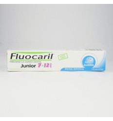 FLUOCARIL JUNIOR 7-12 AÑOS GEL 50 ML BUBBLE
