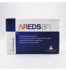 AREDSAN 77.87 G 60 CAPS