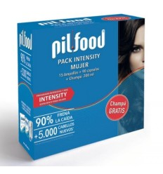 PILFOOD PACK INTENSITY MUJER 1590200