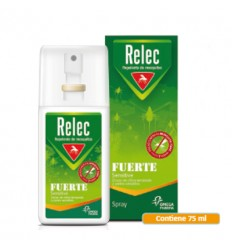 RELEC FUERTE SENSIBLE SPR 75 ML FAMILIAR