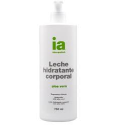 INTERAPOTHEK LECHE CORPORAL ALOE VERA 750 ML