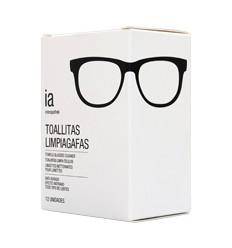 INTERAPOTHEK TOALLITAS LIMPIAGAFAS 1