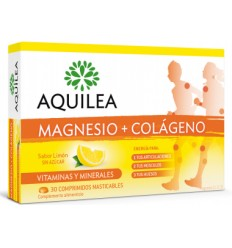 AQUILEA MAGNESIO  COLAGENO 30 COMP
