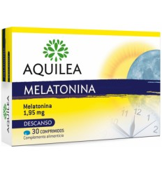 AQUILEA MELATONINA 1,95 MG 60 COMP