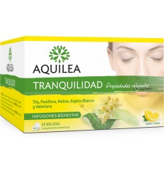 AQUILEA INFUSION TRANQUIL 40 SOBRES