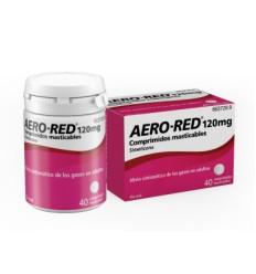 AERO RED 120 MG 40 COMPRIMIDOS
