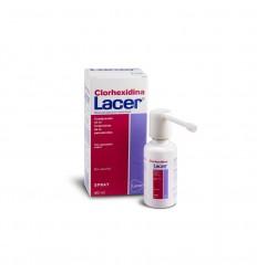 LACER COLUTORIO CLORHEXIDINA SPRAY 40 ML