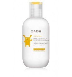 BABE JABON EMOLIENTE PEDIATRIC PIEL ATOPIC 200ML