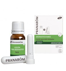 PRANAROM AROMAFORCE SOLUVION NARIZ 10 ML