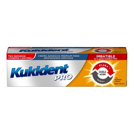 KUKIDENT PRO DOBLE ACCION 60 GR AHORRO