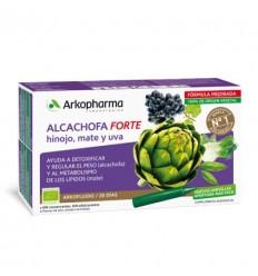 ARKOFLUIDO ALCACHOFA FORTE AMP BEBIBLES 15 ML 20