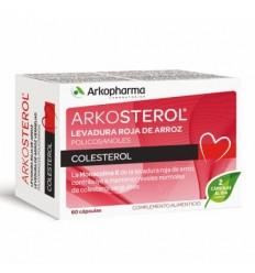 ARKOSTEROL LEVADURA ROJA ARROZ CO Q10 60 C.