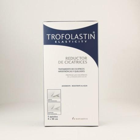 TROFOLASTIN REDUCTOR CICATRICES 4X30