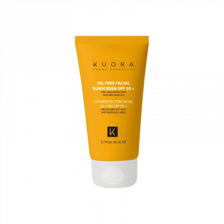 KUORA SUN SPF 50 OIL FREE FACTOR DE PROTECCION