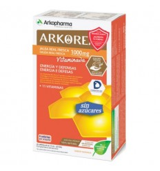 ARKOREAL JALEA REAL LIGHT 1000 MG. 20 UNIDOSIS