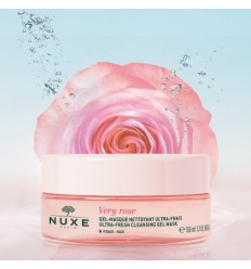 NUXE VERY ROSE GEL MASCARILLA