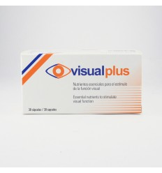 VISUAL PLUS 30 CAPSULAS